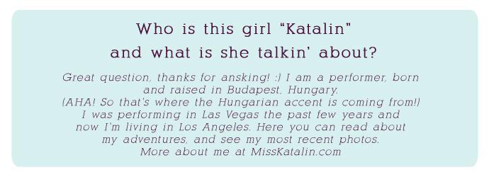 who is Katalin