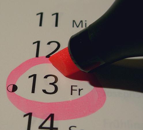 Freitag_der_13._im_Kalender