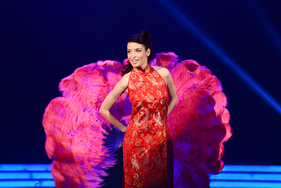 Miss Katalin Spring Festival 2015