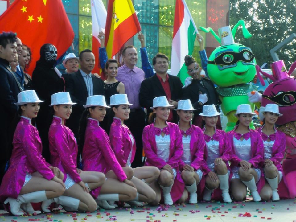Happy Valley Opening Ceremony