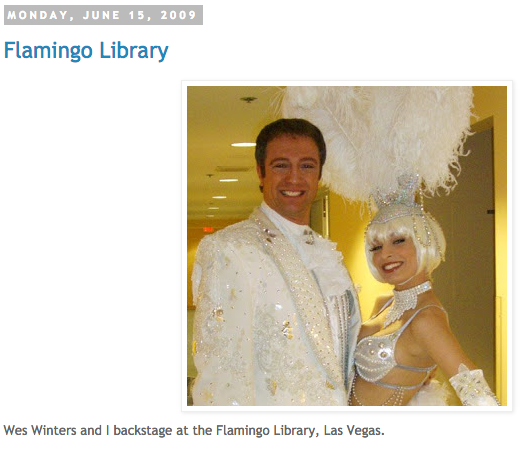Flamingo Library